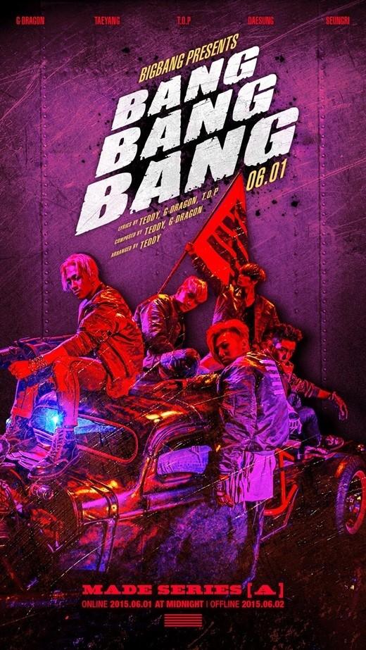 BIGBANG – Bang Bang Bang (ROMANIZATION / Indonesia Lyrics ...