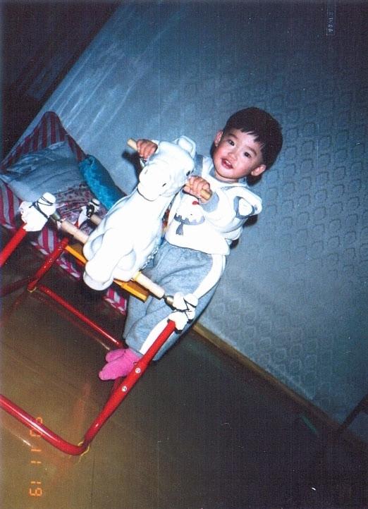 childhood lee jong suk 2