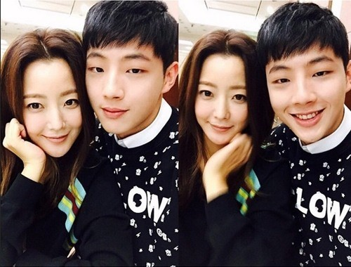 ji soo and kim hee sun