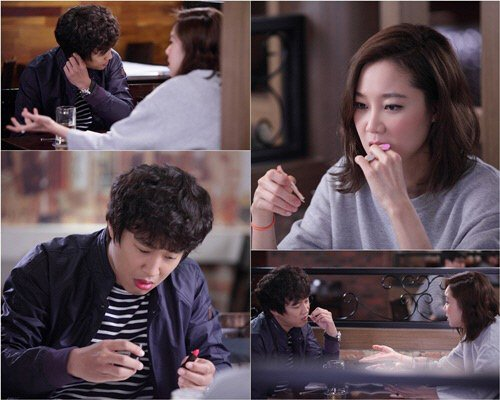 producer cha tae hyun gong hyo jin