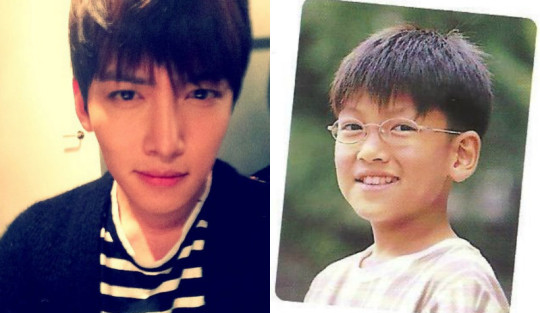 soompi ji chang wook childhood