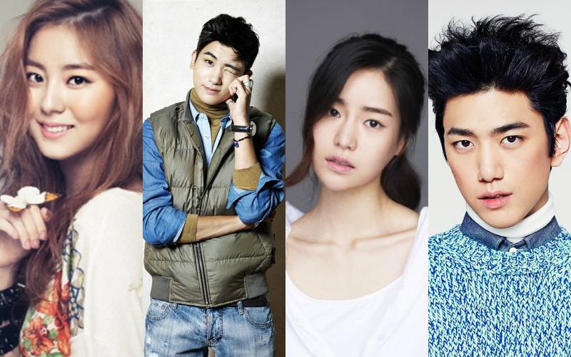 true romance cast