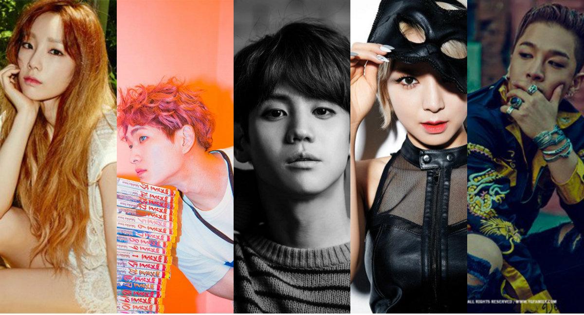 vocalist collage