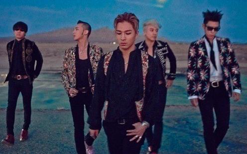 BIGBANG JULY