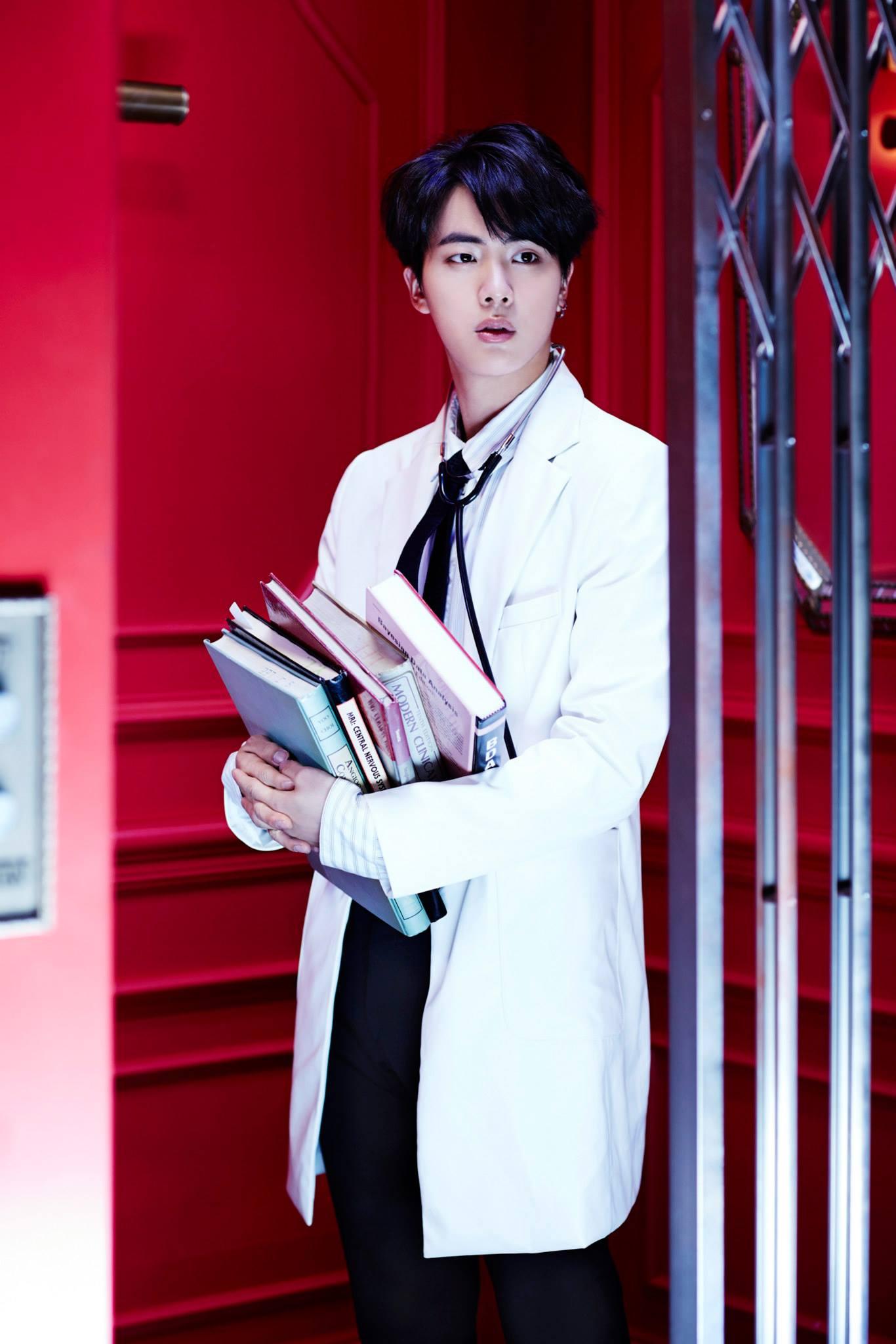 BTS Jin