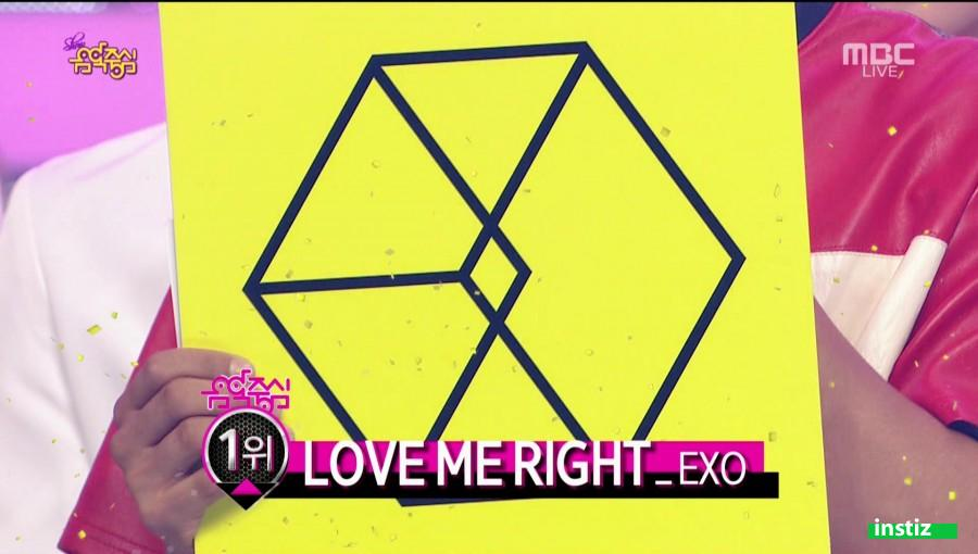 EXO Music Core Win