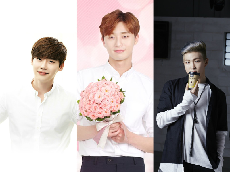 June 2015 CFs: Lee Jong Suk, Park Seo Joon, Rap Monster and More