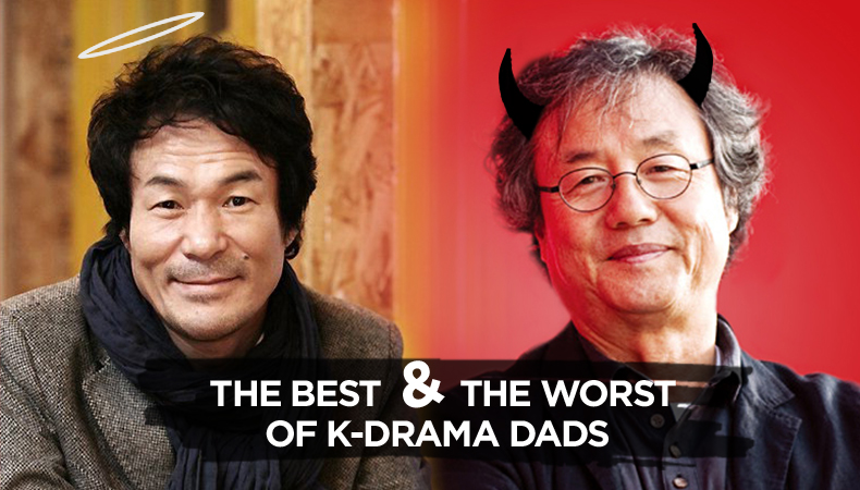 The Best and Worst of K-Drama Dads