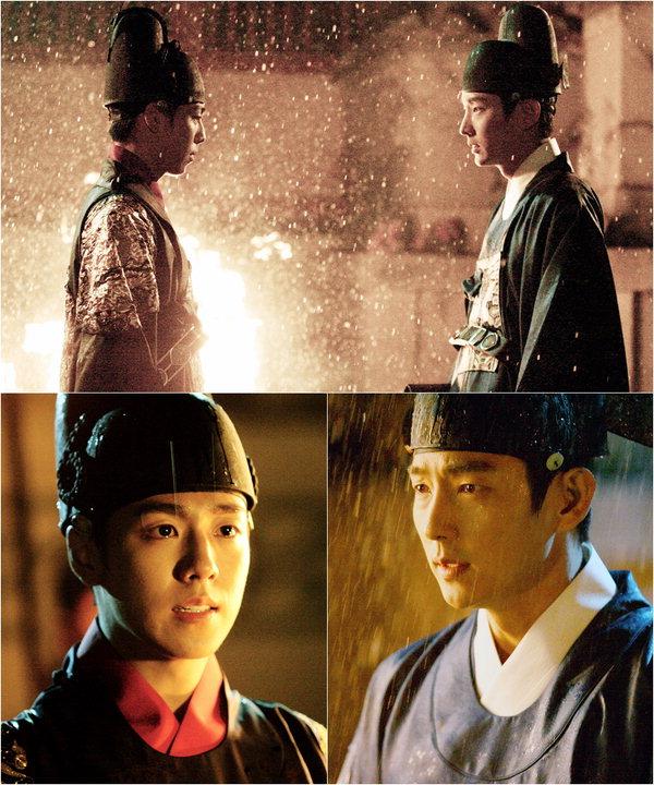 Lee hyun woo lee jun ki the scholar who walks the night