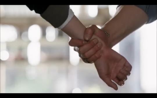 i remember you wrist grab