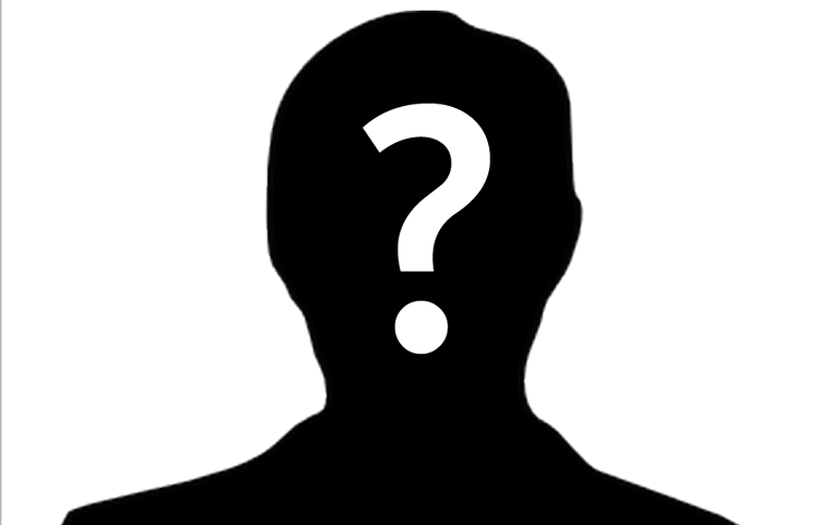 Unidentified Person