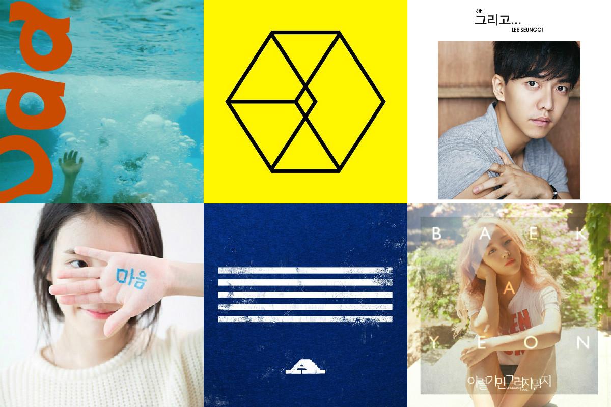 Weekly K-Pop Music Chart 2015 – June Week 4 soompi