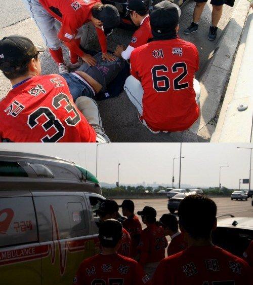 celebrity baseball team