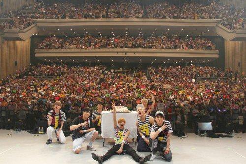 got7 japan fan meeting tour