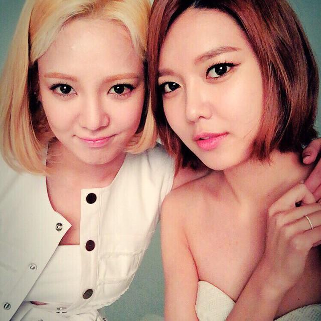 hyoyeon sooyoung