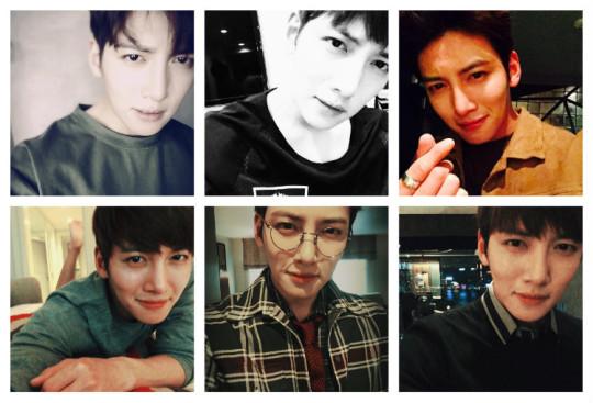 ji chang wook instagram soompi selfie
