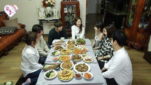 lee jong hyun's sisters