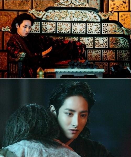 lee soo hyuk the scholar who walks the night