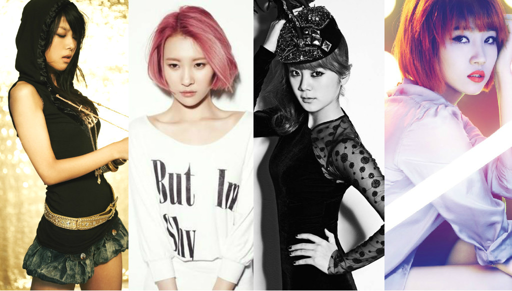new wondergirls