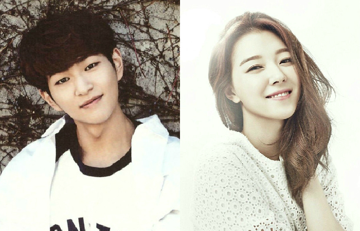 """Rookie Actress Jo Woo Ri Cast in """"Descendants of the Sun"""" as Role of Onew's Girlfriend"""