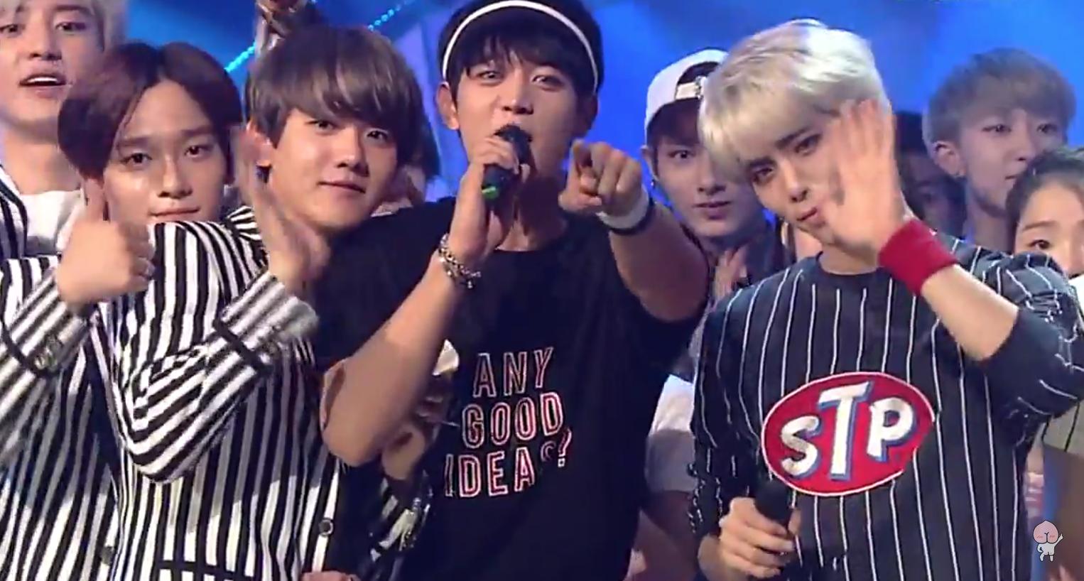 shinee view 8th win inkigayo