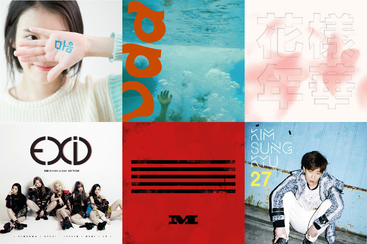 soompi Weekly K-Pop Music Chart 2015 – June Week 1