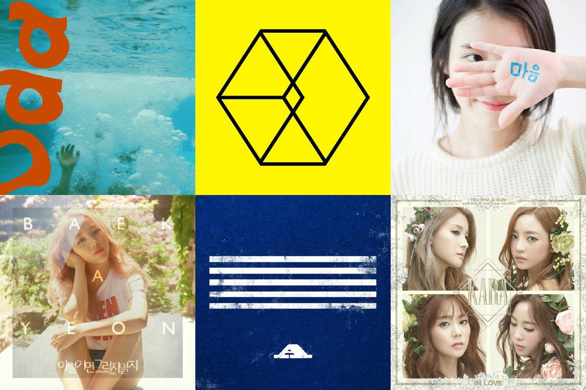 soompi Weekly K-Pop Music Chart 2015 – June Week 3