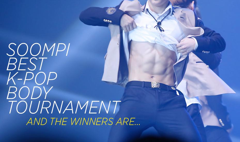 soompi best kpop body
