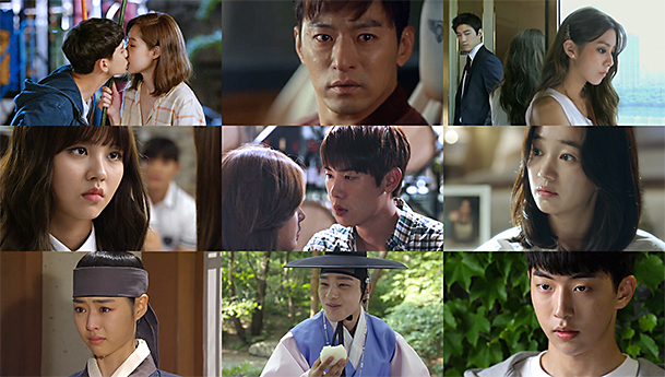 Top Ten K-Drama Moments Of The Week – June Week 2
