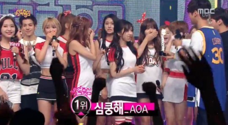 AOA Music Core