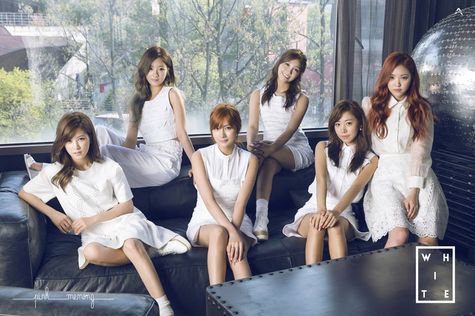 A Pink Reportedly Preparing For Autumn Comeback