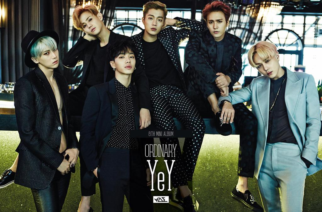 BEAST ordinary title song YeY teaser