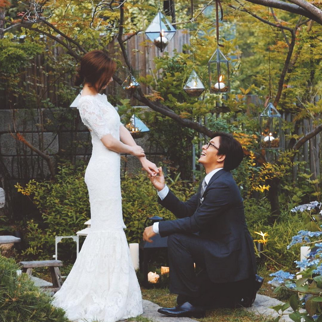 Bae Yong Joon and Park Soo Jin