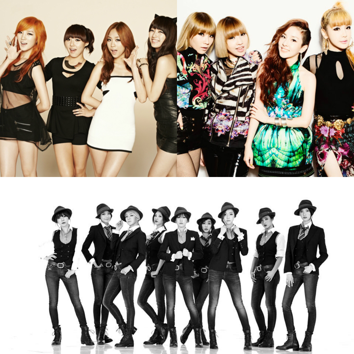 Best Girl Group Hits of the 2010s