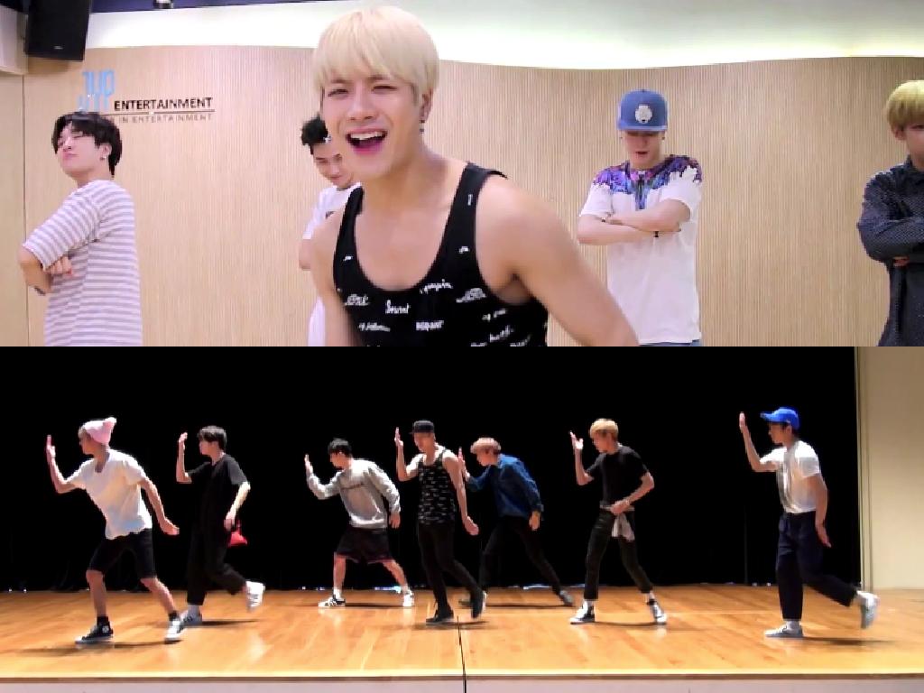 GOT7 Dance Practice Videos