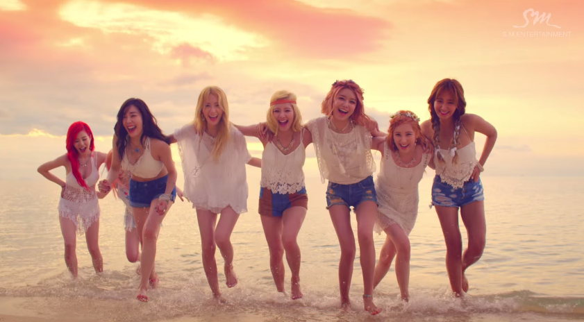 Girls' Generation Party video teaser 2