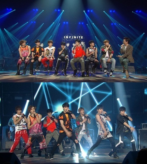 INFINITE Yoo Hee Yeols Sketchbook