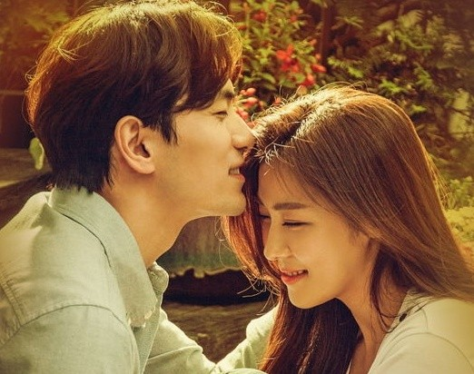 Lee Jin Wook and Ha Ji Won