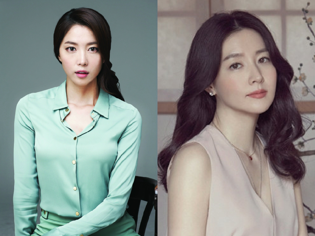 Oh Yoon Ah Lee Young Ae