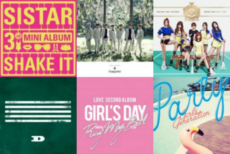 Soompi Weekly K-Pop Music Chart 2015 – July Week 4