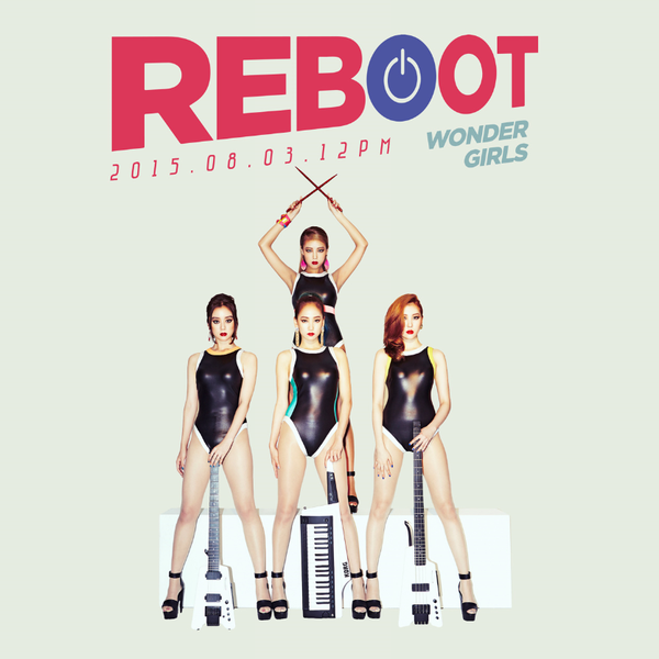 Wonder Girls reboot 2