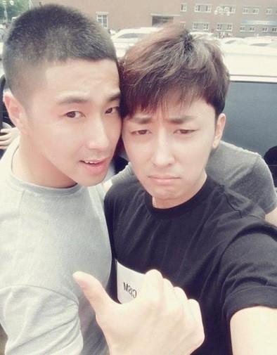 Yunho Son Ho Joon