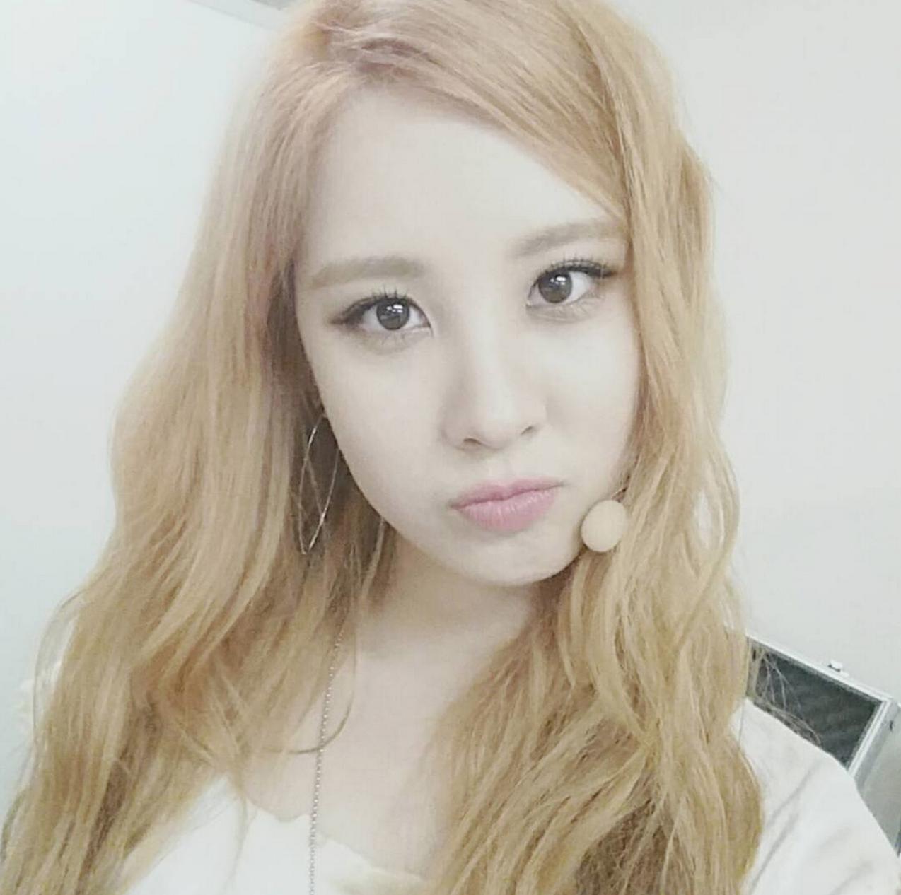 girls' generation seohyun instagram running man