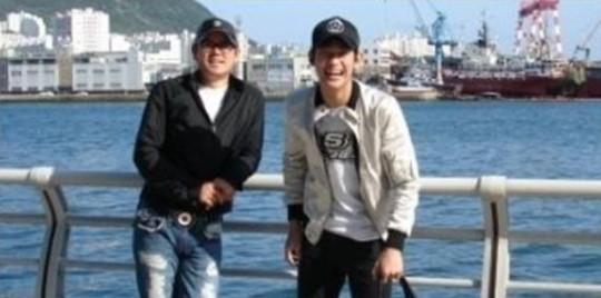 kim soo hyun and his dad
