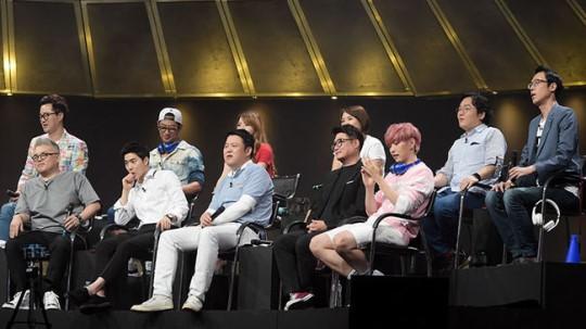 king of mask singer panel