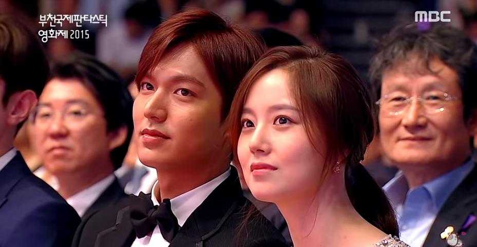 lee min ho moon chae won 2015 bifan