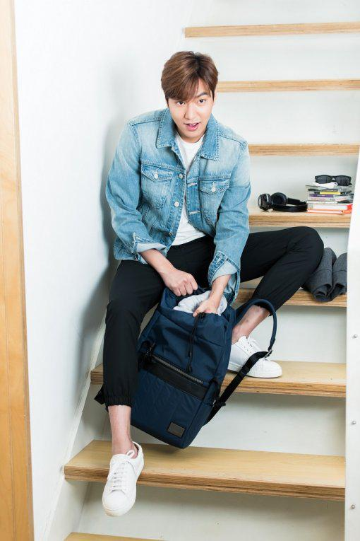 lee min ho samsonite 2