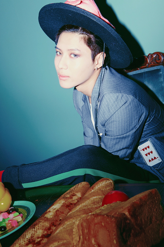 shinee married to the music 2-taemin