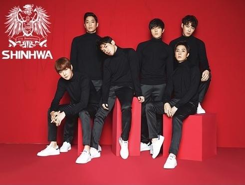 shinhwa concert