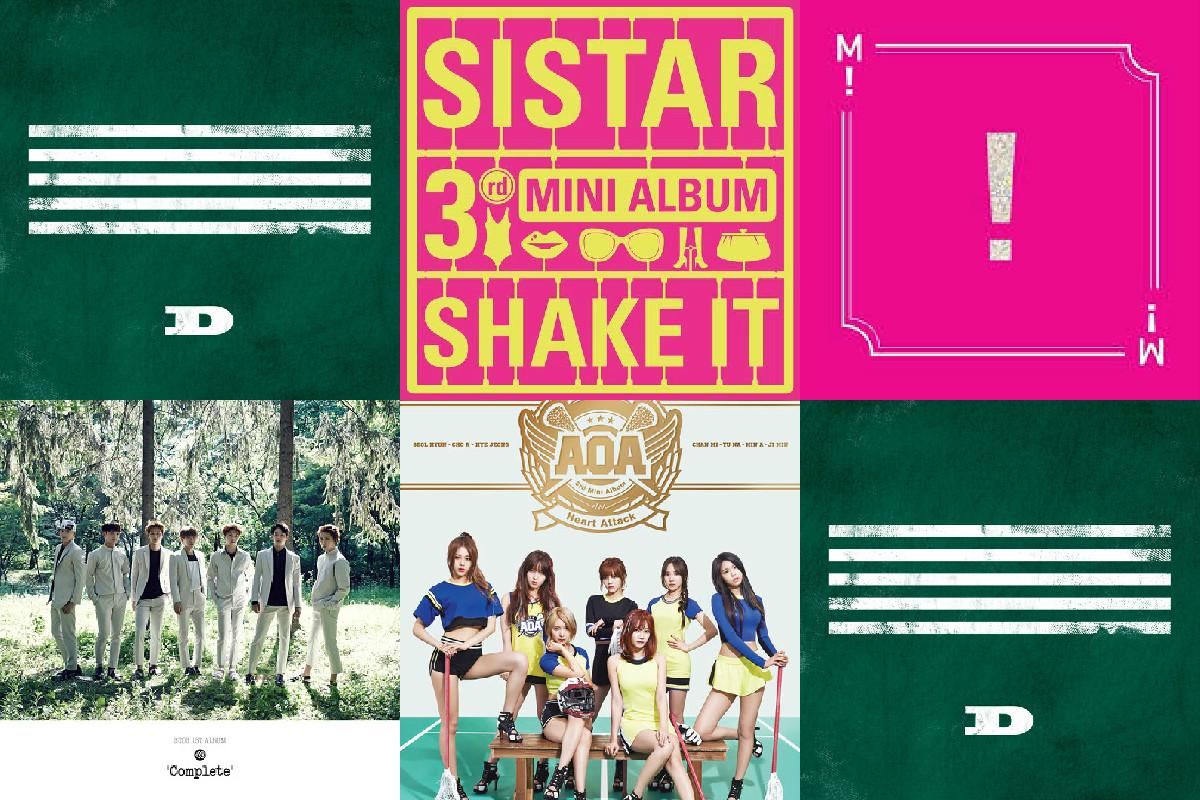 soompi Weekly K-Pop Music Chart 2015 – July Week 3